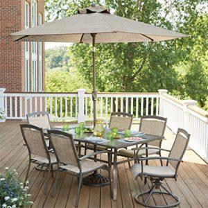 OutdoorLiving-Patio Furniture